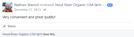 Hood River Organic Review 1